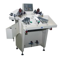 Shirt Collar Turning & Pressing Machine With Collar Point Trimmer