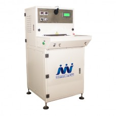 Automatic Sleeve Vent Fold and Press Machine